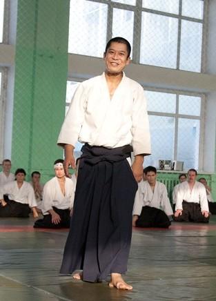 Ёсинобу Ирие Сихан